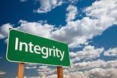 A matter of integrity  40706c79e81c